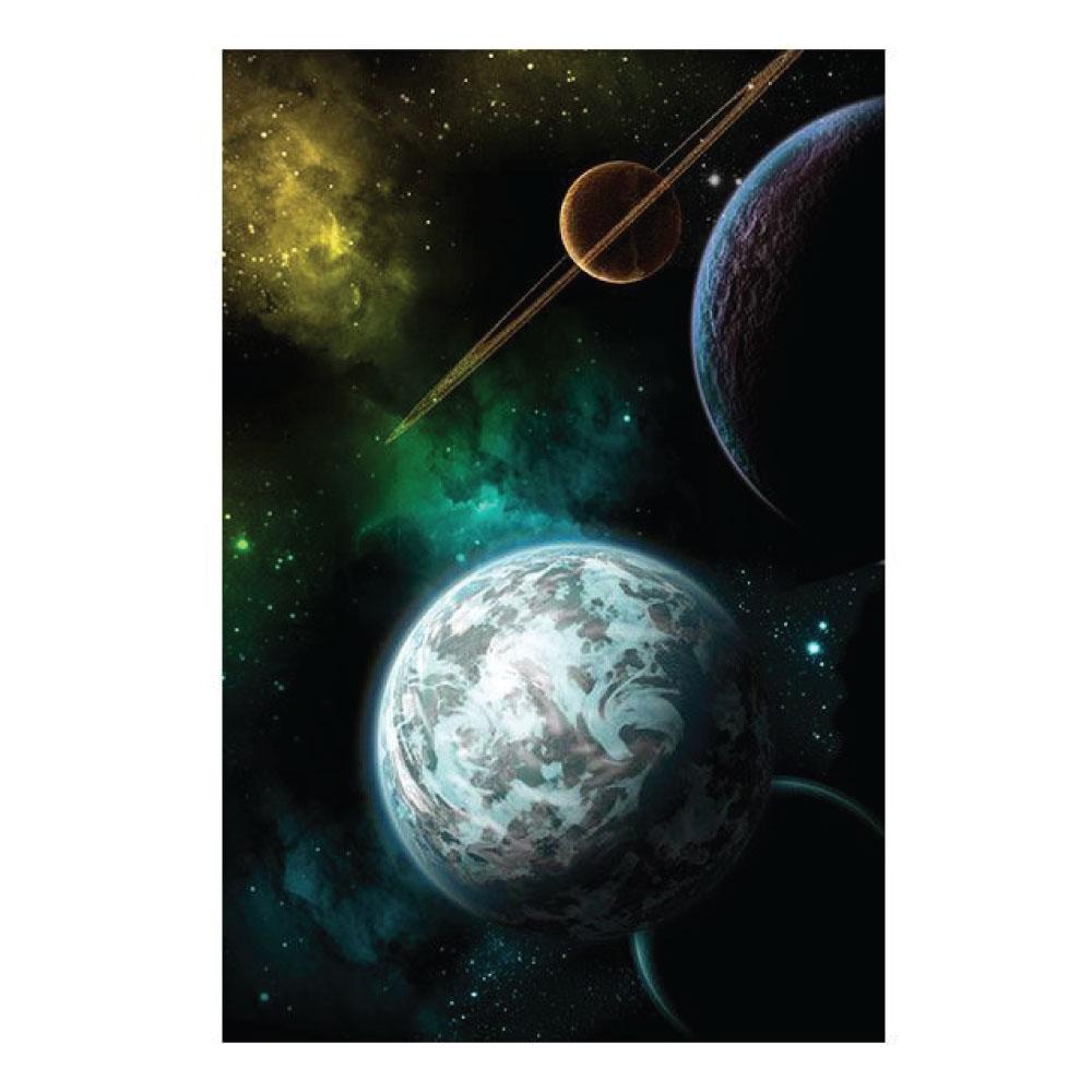 Acrylglasbild Weltraum Motiv Bild im Hochformat drucken