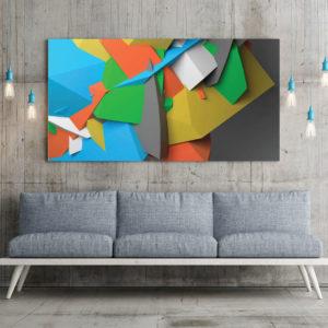 Die besten 3D Wandtattos für das Wohnzimmer