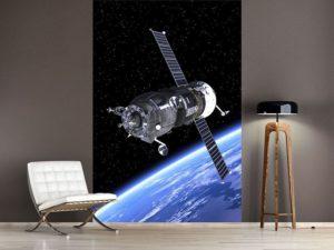 Empfehlenswertes 3D WandtattooMotiv Weltall für das Wohnzimmer