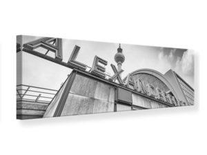 Die besten Bilder für das Wartezimmer mit Skyline Panorama Alexanderplatz Berlin Motiven