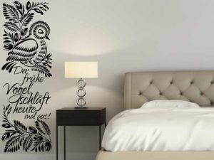 Fazit zu Wandtattoos Sprüchen im Schlafzimmer