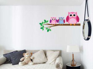 Empfehlenswerte WandtattooBaum- Motive für dasKinderzimmer