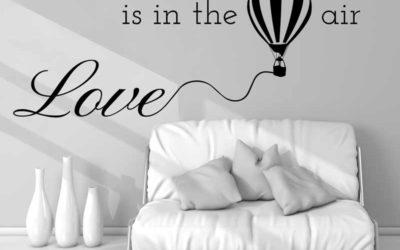 Wandtattoo Sprüche Schlafzimmer – Große Auswahl an Wandtattoos