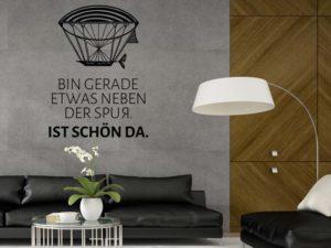 Moderne Wandtattoos für das Wohnzimmer