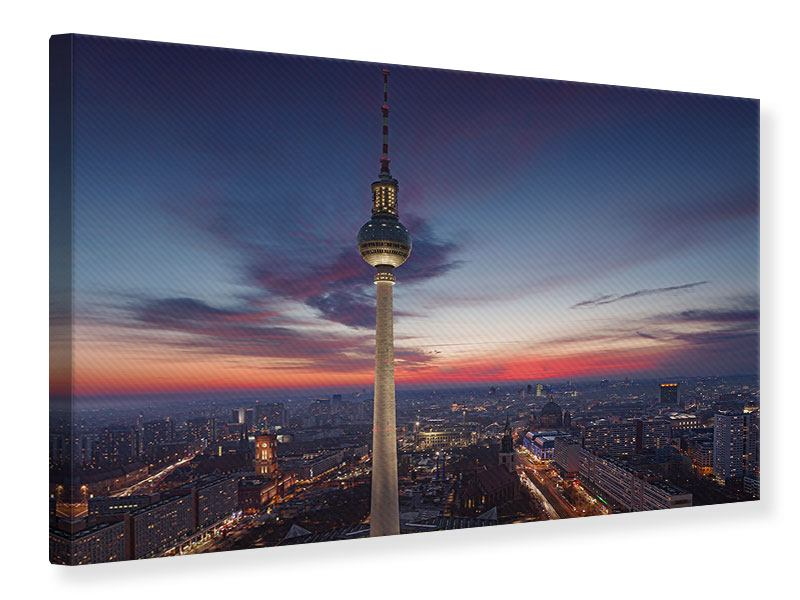 Fernsehturm Berlin Querformat