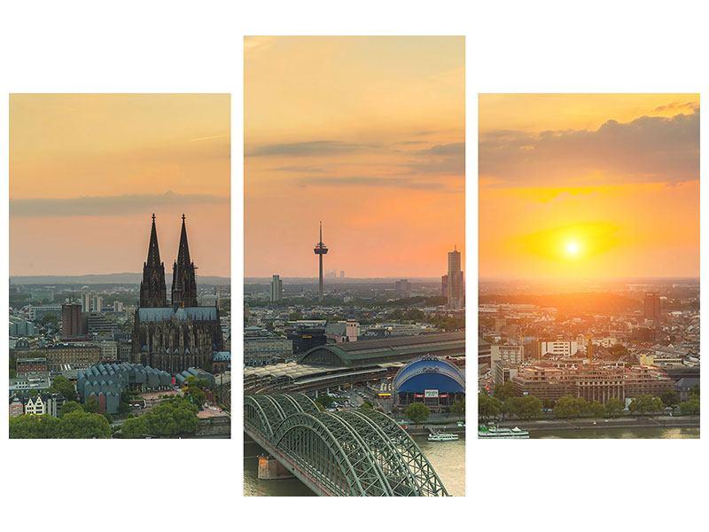 Köln Leinwandbilder