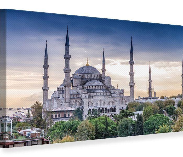 Leinwandbild Querformat Istanbul