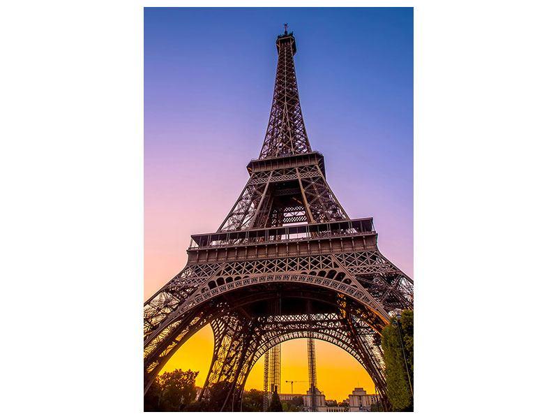 Leinwandbild Eiffelturm Paris