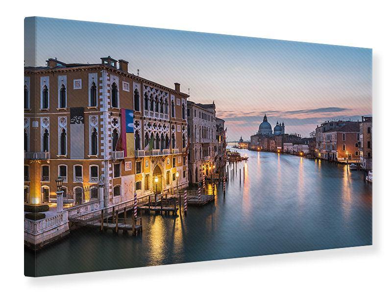 Leinwandbild Romantisches Venedig