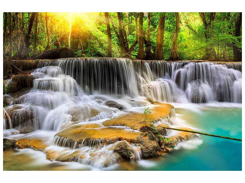 Leinwandbild Querformat Nationalpark Si Nakharin