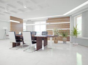 Moderne Bilder fürs Büro